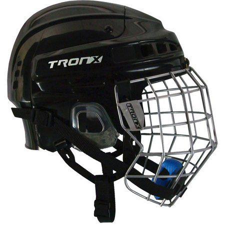 capacete de montaria em touros tron  x preto