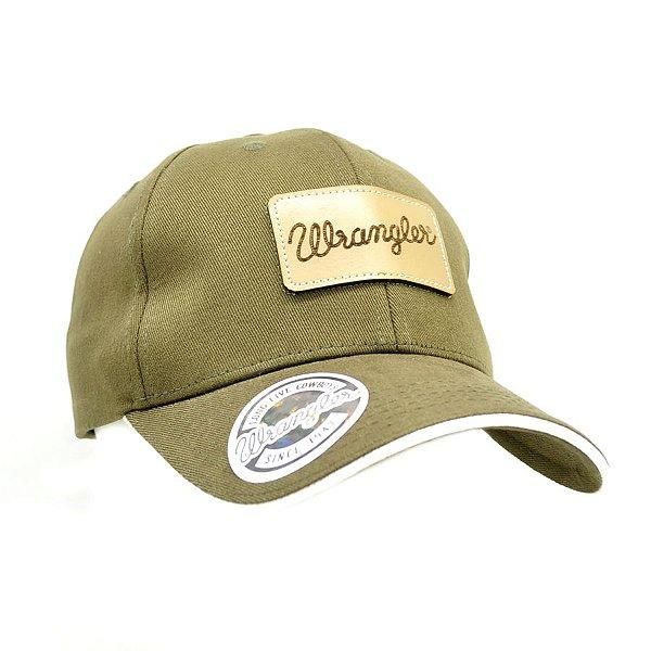 boné verde militar wrangler - Zona Country - Moda Country Masculino ... c7da7879a78