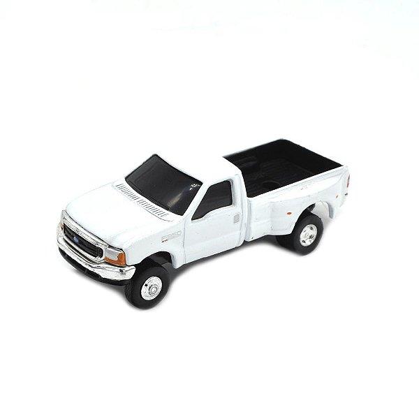 brinquedo camionete f 350 branca