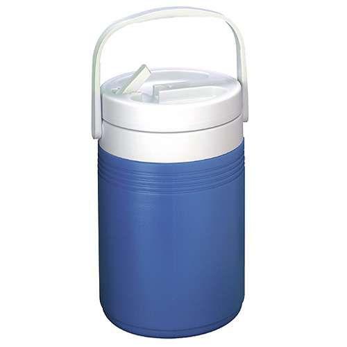 botijão termico coleman 3,8 litros azul