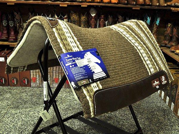 manta para sela classic equine zbt34-cl