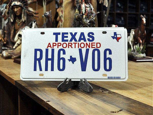 placa texas rh6 v06