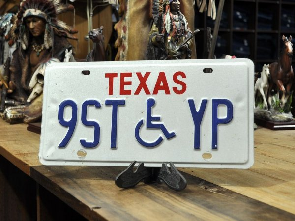 placa texas 9st yp