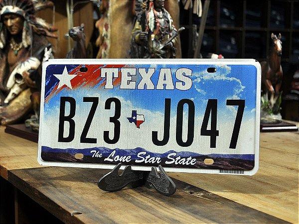 placa texas bz3 j047