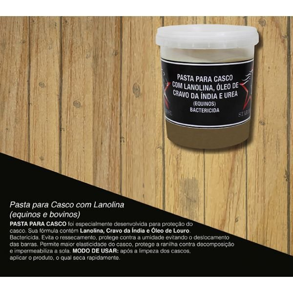 pasta para casco star horse 800gr 3220-2