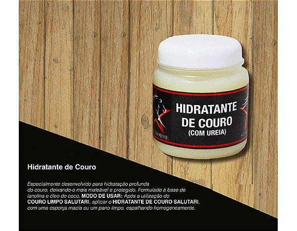 hidratante de couro star horse c ureia 400gr 4450