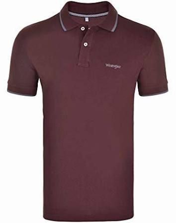 Camiseta Polo Wm9001VI - Wrangler