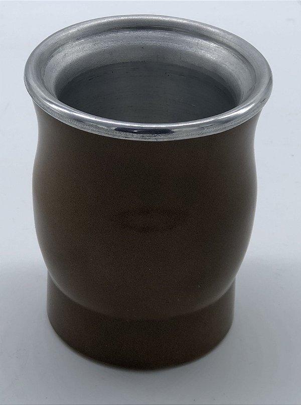 Copo de Aluminio Revestido Resina Chimate