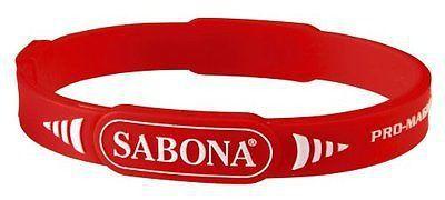 SABONA SILICONE VERMELHA 161