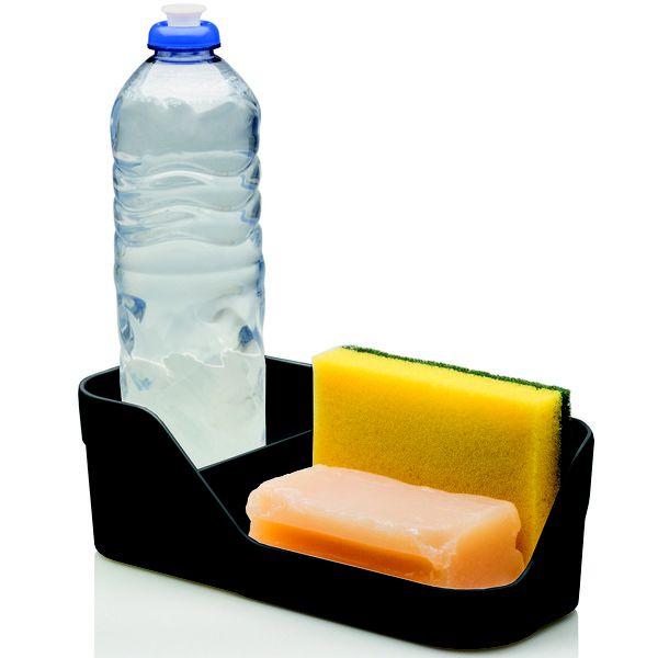 Suporte Para Detergente Esponja e Sabão Organizador de Pia Compacto - Linha Organizar OU