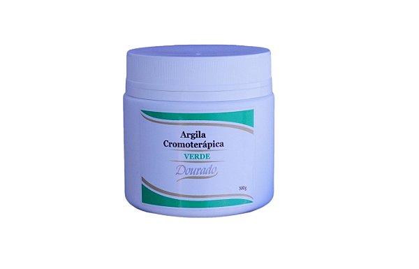 Argila Cromo Verde-Manchas-500g