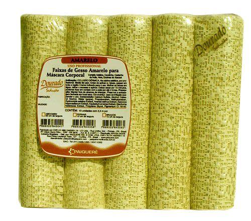 Gesso Redutor Amarelo 20cm