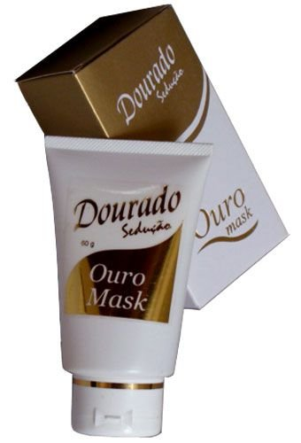 Mask Ouro