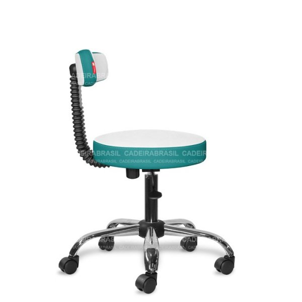 Mocho Estética, Fisioterapia, Odontologia Colors CB 1648 Cadeira Brasil