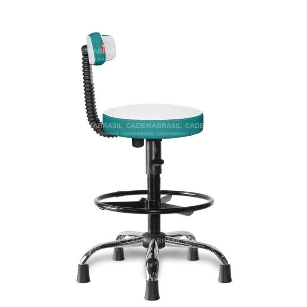 Mocho Alto Estética, Fisioterapia, Odontologia Colors CB 1650 Cadeira Brasil