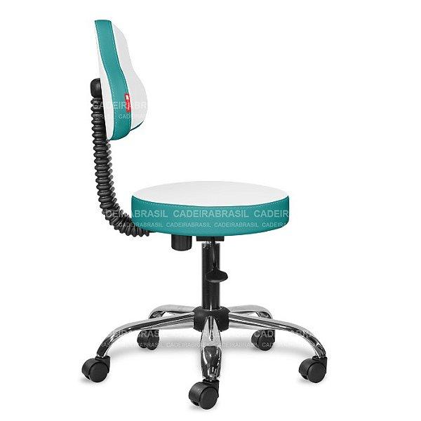 Mocho Estética, Fisioterapia, Odontologia Colors CB 1668 Cadeira Brasil
