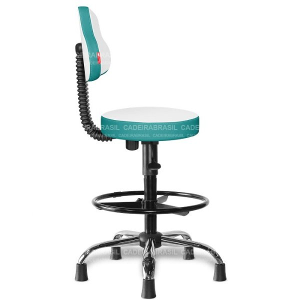 Mocho Alto Estética, Fisioterapia, Odontologia Colors CB 1670 Cadeira Brasil