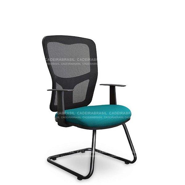 Cadeira Diretor Fixa Way WAD03 Cadeira Brasil