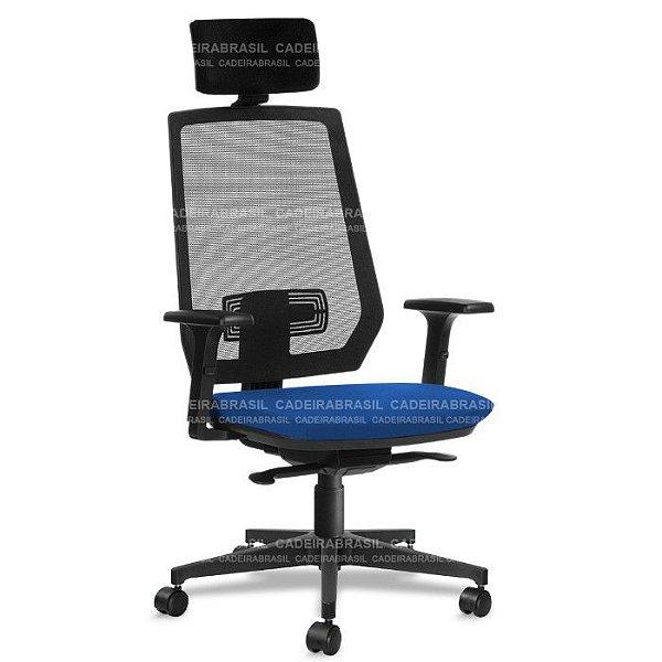 Cadeira Presidente Giratória Dash DAP01 Cadeira Brasil