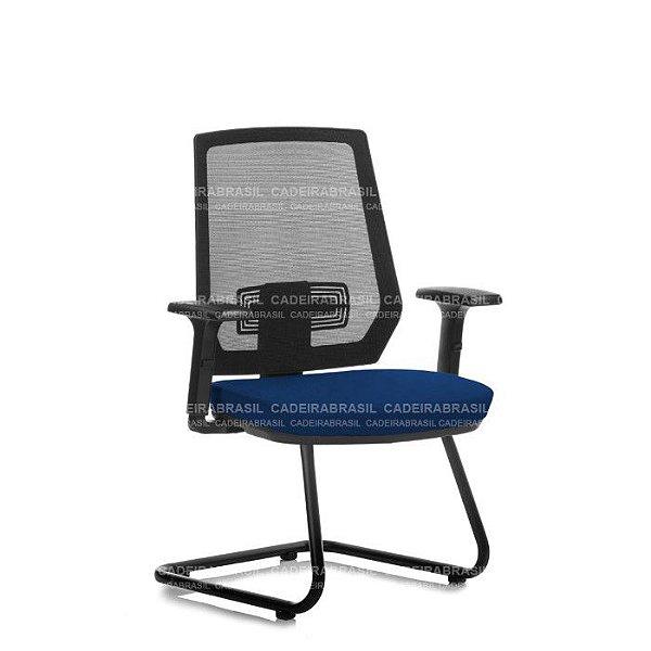 Cadeira Fixa Executiva Dash DAE09 Cadeira Brasil
