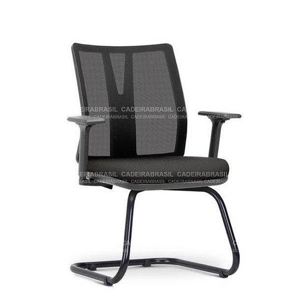 Cadeira Fixa Executiva BOSS BOE09 Cadeira Brasil