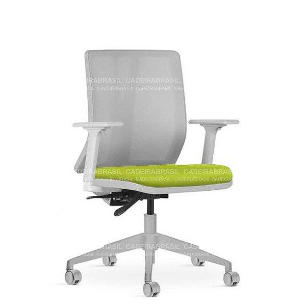 Cadeira Executiva Ergonômica Onix ONE81 Cadeira Brasil