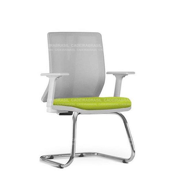 Cadeira Fixa Executiva Onix ONE59 Cadeira Brasil