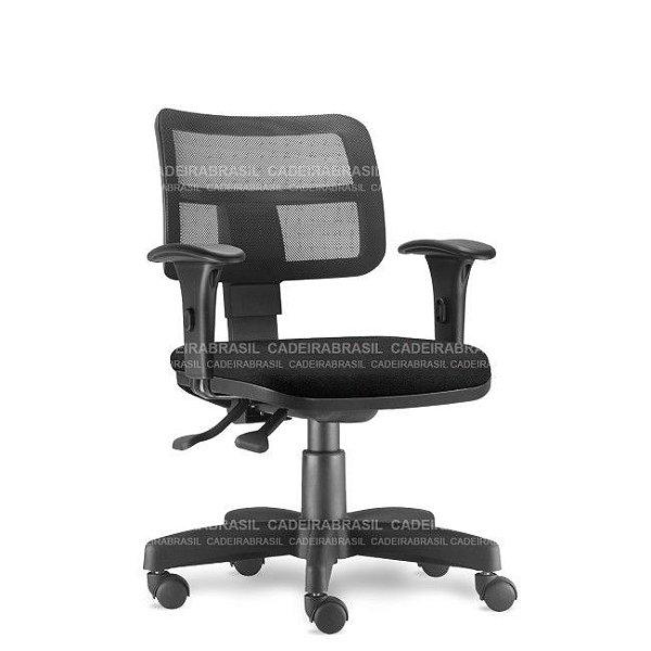 Cadeira Executiva Ergonômica Vezzi VEE01 Cadeira Brasil