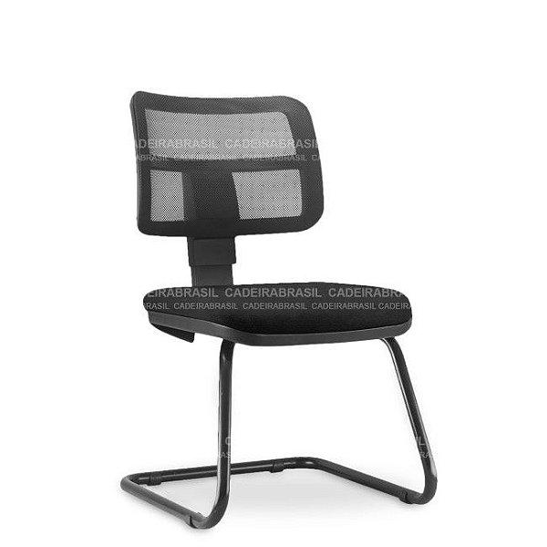 Cadeira Fixa Executiva Vezzi VEE09 Cadeira Brasil