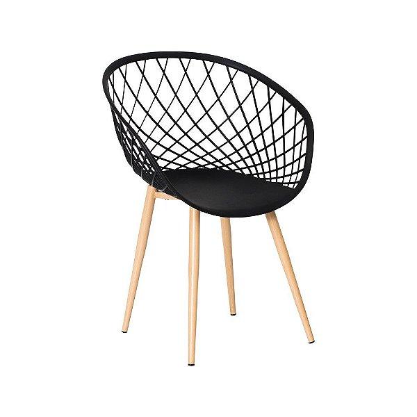 Cadeira Fixa Design New Web Polipropileno Cadeira Brasil