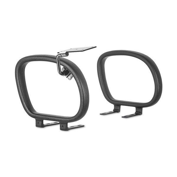 Par de Braços Corsa com Mecanismo de Prancheta Escamoteável Direito BR004 Cadeira Brasil