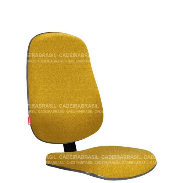 Assento e Encosto Presidente Ravan RVPAE02P Cadeira Brasil