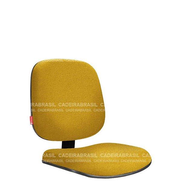 Assento e Encosto Diretor Ravan RVPAE04P Cadeira Brasil