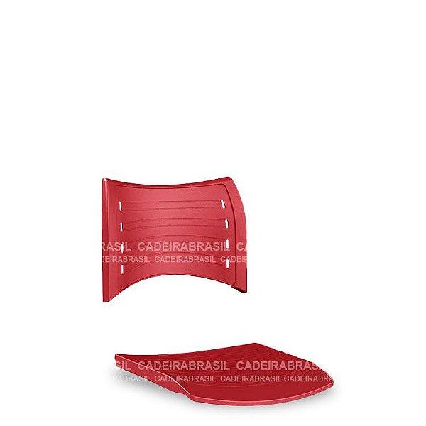 Assento e Encosto ISO Original IS001 Cadeira Brasil