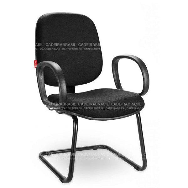 Cadeira Fixa Diretor Home Office RVD03S Cadeira Brasil