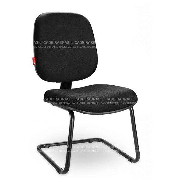 Cadeira Fixa Diretor Home Office RVD03SF Cadeira Brasil