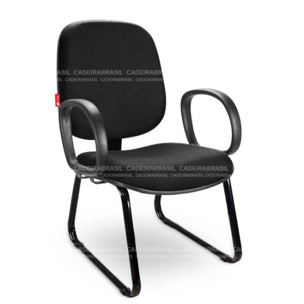 Cadeira Fixa Diretor Home Office RVD05S Cadeira Brasil