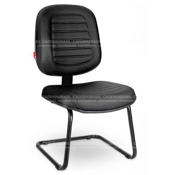 Cadeira Fixa Diretor Home Office PRD03SF Cadeira Brasil