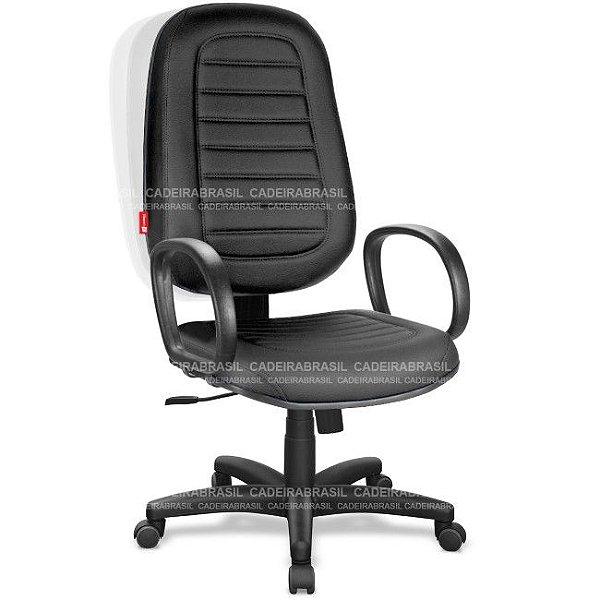 Cadeira Presidente Giratória Home Office PRP02S Cadeira Brasil