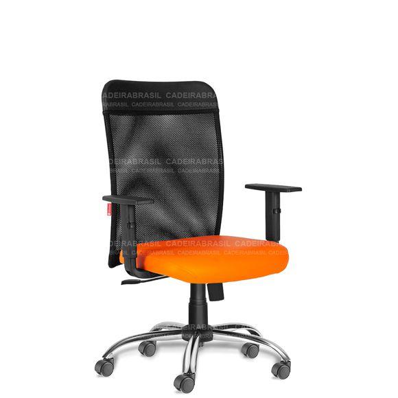 Cadeira Diretor Giratória Mensa MND51 Cadeira Brasil