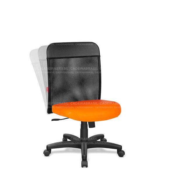 Cadeira Escritório Diretor Giratória Tela MND02 Mensa