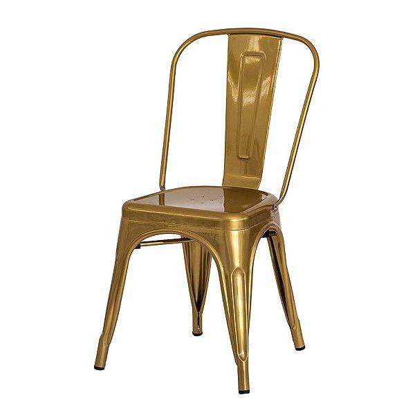 Cadeira Fixa Design Brave Aço Vintage Cadeira Brasil