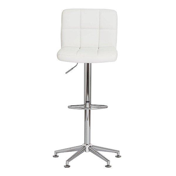Banqueta Giratória Design Comfy Estrela Cadeira Brasil