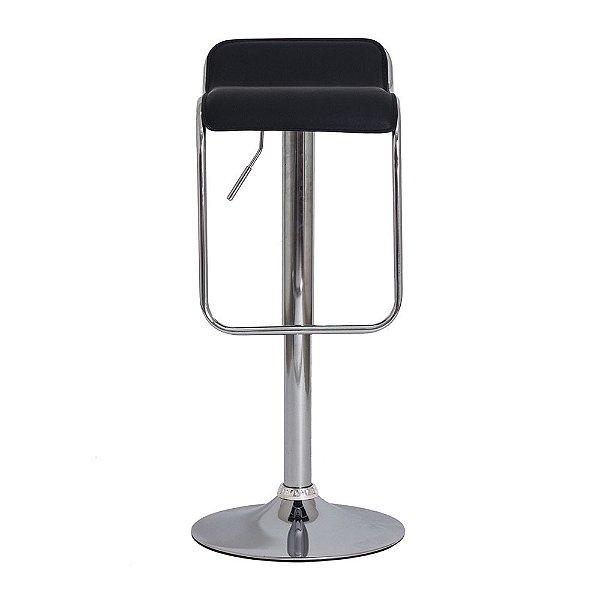 Banqueta Giratória Design Easy Cadeira Brasil
