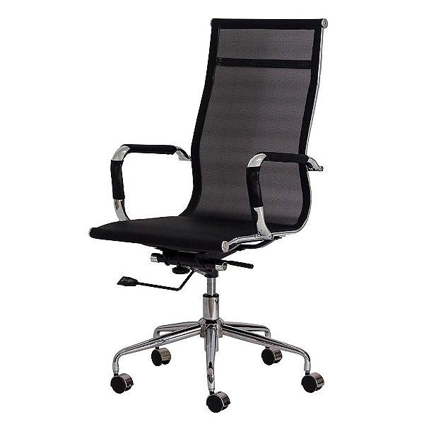 Cadeira Office Glow Presidente Cadeira Brasil
