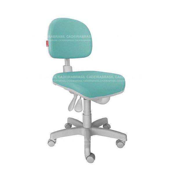 Cadeira Mocho Estética, Fisioterapia, Odontologia Prime Ergonômico Cadeira Brasil CB 1503
