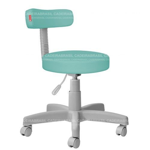 Cadeira Mocho Estética, Fisioterapia, Odontologia Slim Premium Cadeira Brasil CB 1535