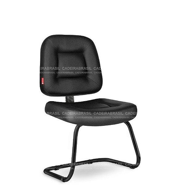 Cadeira Fixa Executiva Siena CB 1445 Cadeira Brasil