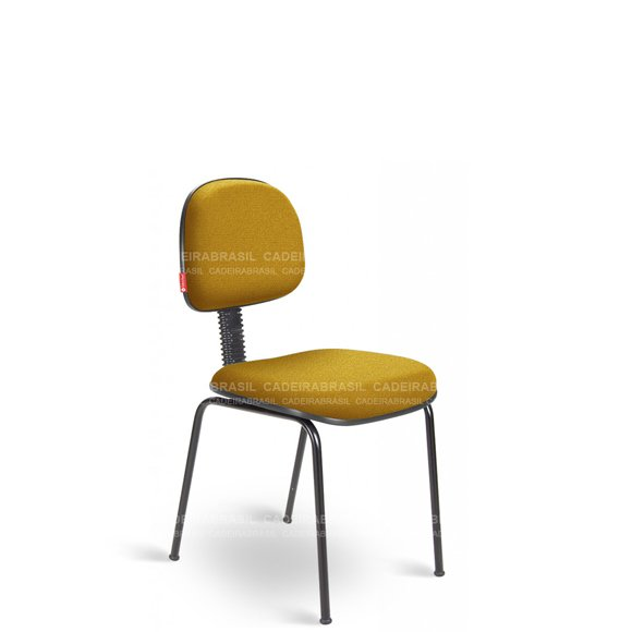 Cadeira Fixa Secretária Ravan RVS09 Cadeira Brasil