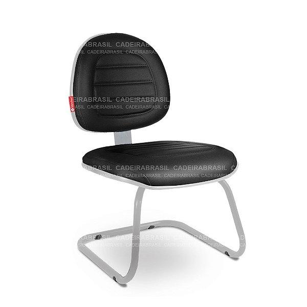 Cadeira Fixa Executiva Parma PRE89 Cadeira Brasil